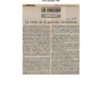 La Nación La visita de la guerrilla salvadoreña.pdf