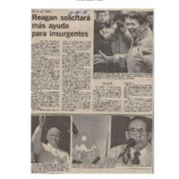 La Nación Reagan solicitará más ayuda para insurgentes..pdf