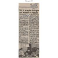 La Nación FMLN acepta dialogar con Alfredo Cristiani.pdf