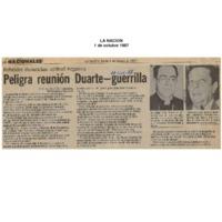 La Nación Peligra reunión Duarte-Guerrilla.pdf
