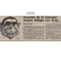 La Nación Guerrilla de El Salvador aceptó diálogo con Arias.pdf