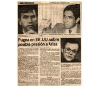 La Nación Pugna entre EEUU sobre posible presión a Arias.pdf