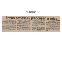 La Prensa Libre Armas soviéticas preocupan a Arias.pdf