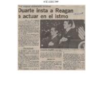 La Nación Duarte insta a Reagan a actuar en el itsmo.pdf